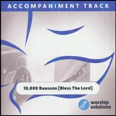 10,000 Reasons (Bless The Lord), Accompaniment Track