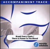 Break Every Chain, Accompaniment  Track