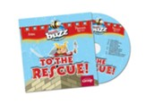 Buzz: Preschool To the Rescue! CD, Spring 2019