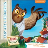 Athens: Clip Art & Resources CD