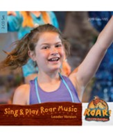 Roar: Sing & Play Music Leader Version 2-CD Set