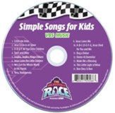 The Incredible Race: Simple Songs for Kids
