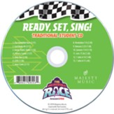 The Incredible Race: Traditional Student Music (pkg. of 10)