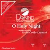 O Holy Night, Accompaniment Track