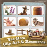 Yee-Haw: Clip Art & Resources CD