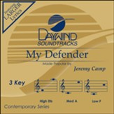 My Defender, Accompaniment Track