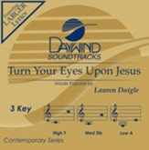 Turn Your Eyes Upon Jesus, Accompaniment Track
