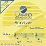 Survivor, Accompaniment Track