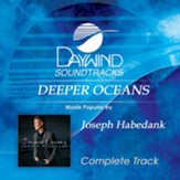 Deeper Oceans (Complete Track), Accompaniment CD