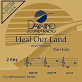 Heal Our Land, Accompaniment CD