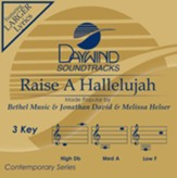 Raise A Hallelujah, Accompaniment CD