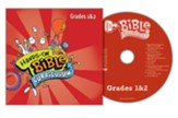 Hands-On Bible Curriculum: Grades 1 & 2 CD, Winter 2019-20