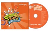 Hands-On Bible Curriculum: Grades 3 & 4 CD, Winter 2019-20