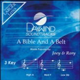 A Bible and a Belt, Accompaniment Track