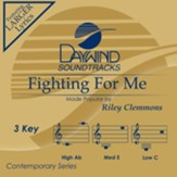 Fighting for Me, Accompaniment Track