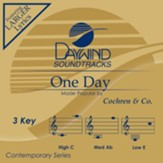 One Day, Accompaniment Track