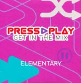Press Play: Elementary EP CDs, pack of 12