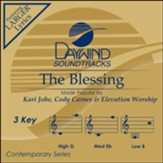 Blessing, The Accompaniment CD
