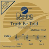 Truth Be Told Accompaniment CD