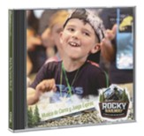 Rocky Railway: Sing & Play Express Music, Participant Version CD (Spanish)