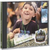 Rocky Railway: Sing & Play Express Music, Participant Version CD