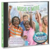 Anchored: Music & More Leader Version 2-CD Set
