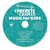 Concrete & Cranes: Music for Kids CD (pkg. of 5)