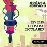 Grúas & Concreto: CD para escolares (Concrete & Crane: Music CD for Kids)