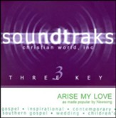 Arise My Love, Accompaniment CD
