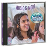Anchored: Music & More CD