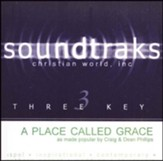 A Place Called Grace, Accompaniment CD