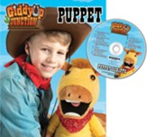 GiddyUp Junction: Puppet Scripts & CD (Dialogue Only)