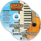 GiddyUp Junction: Music CD Set