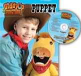 GiddyUp Junction: Puppet Scripts & CD