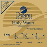 Holy Water, Accompaniment Track