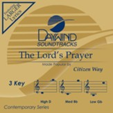 The Lord's Prayer, Accompaniment Track
