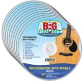 Big Fish Bay: Instrumental with Vocals Music CDs (pkg. of 10)