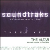 The Altar, Accompaniment CD