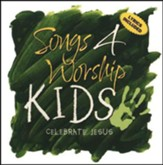 Songs 4 Worship Kids: Celebrate Jesus, Compact Disc [CD]