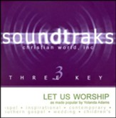 Let Us Worship, Accompaniment CD
