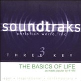 The Basics of Life, Accompaniment CD