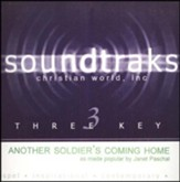 Another Soldier's Coming Home, Accompaniment CD