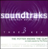 The Potter Knows The Clay, Accompaniment CD