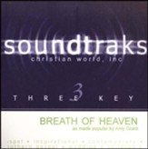 Breath Of Heaven, Accompaniment CD  - Slightly Imperfect