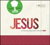 Seeds Family Worship: Jesus CD