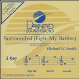 Surrounded (Fight My Battles), Accompaniment Track
