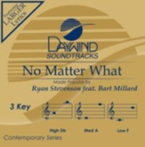 No Matter What (ft. Bart Millard), Accompaniment Track