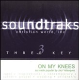 On My Knees, Accompaniment CD