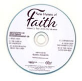 New Hymns of Faith, Volume 2: The Lord is My Salvation, Split-Track Accompaniment CD