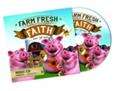 Farm Fresh Faith: Music CD